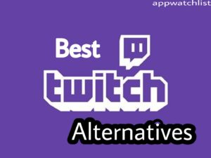 Twitch Alternatives