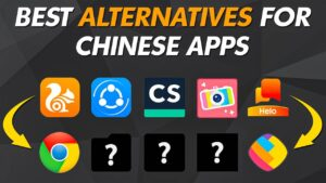 Best Alternatives To Banned Chinese Apps in India
