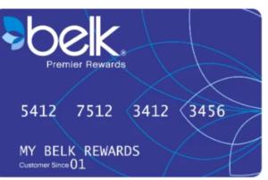 Belk Credit Card Login